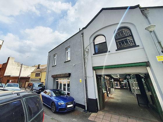 First Floor Office, 6 The Arcade, Llanelli, SA15 3TW