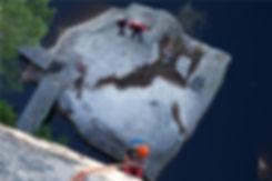 Olhava_kalliokiipeilykurssi_Vuoristoretk