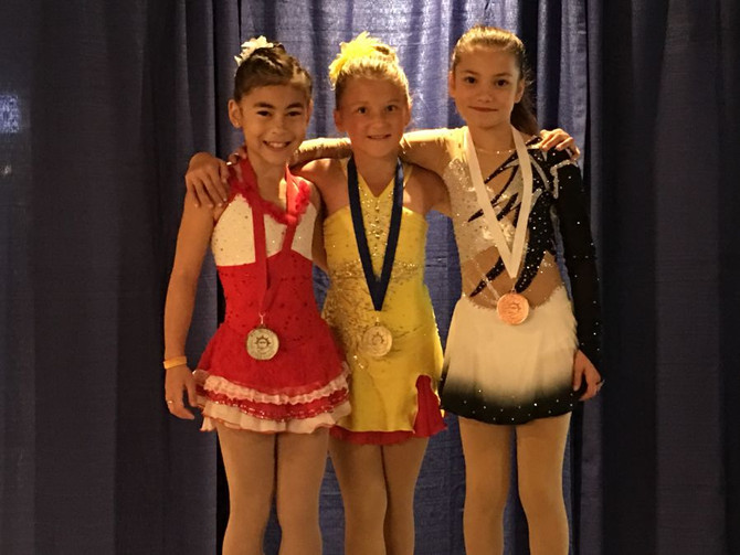 Kelowna Skating Club has success at Super Series SummerSkate 2017