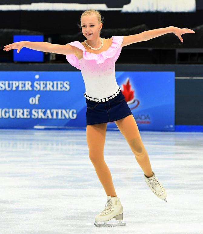 Kelowna figure skaters superb in provincial Super Series