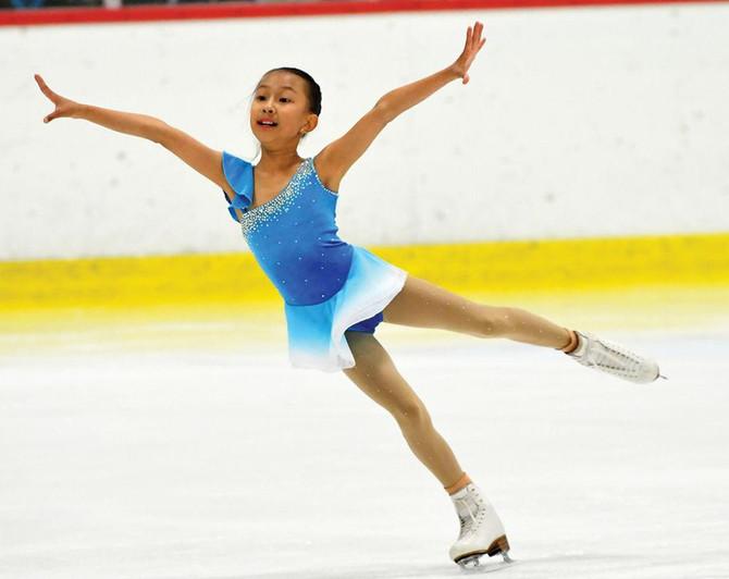 Kim's golden glide leads KSC at Super Series