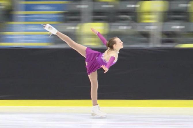 Kelowna Skating Club skaters take home 10 medals and three provincial titles