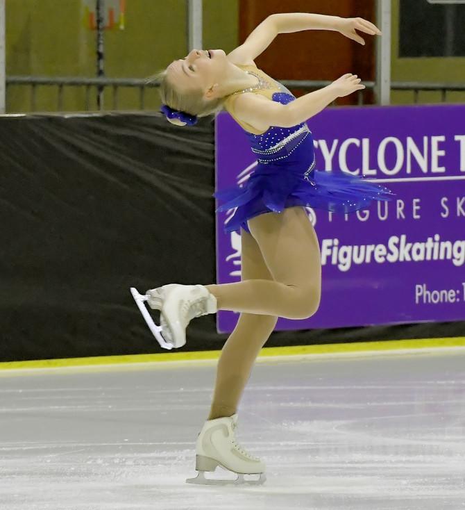 Kelowna Skating Club 2018 Super Series Final results