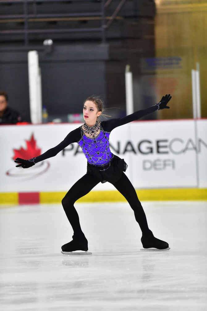 Skate Canada Challenge - Kelowna figure skaters put on performance at Skate Canada Challenge