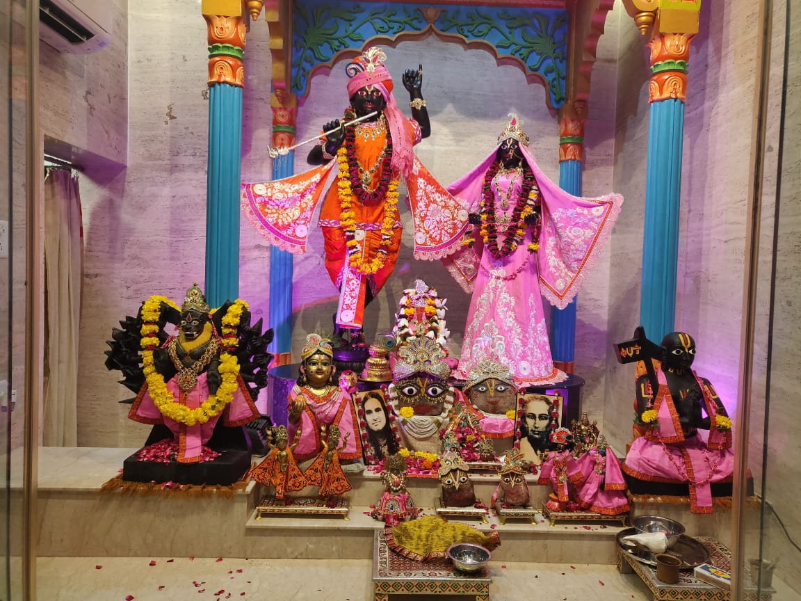 Shri Girdhari Temple Vrindavan
