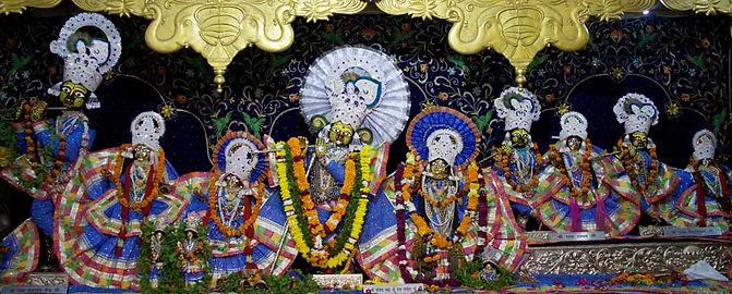 Shri Radha Damodar Mandir