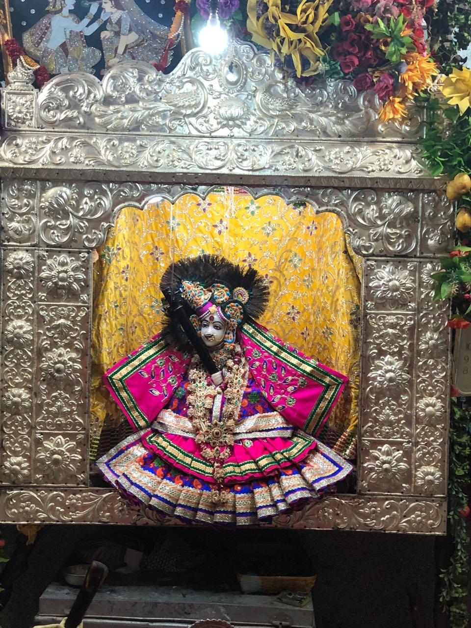 Shri Nidhivan Temple