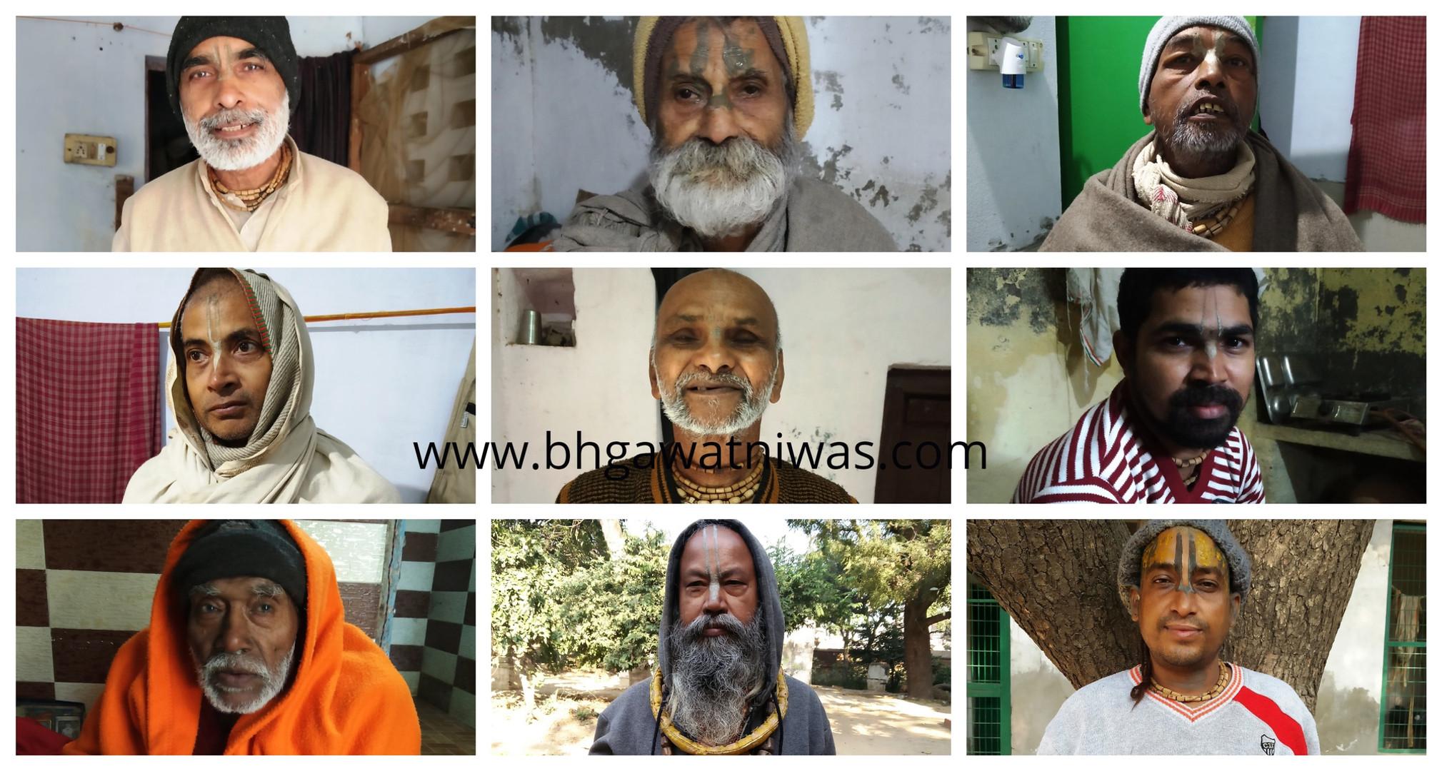 bhagwat niwas vrindavan