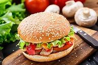 Burger in Vrindavan.jpg