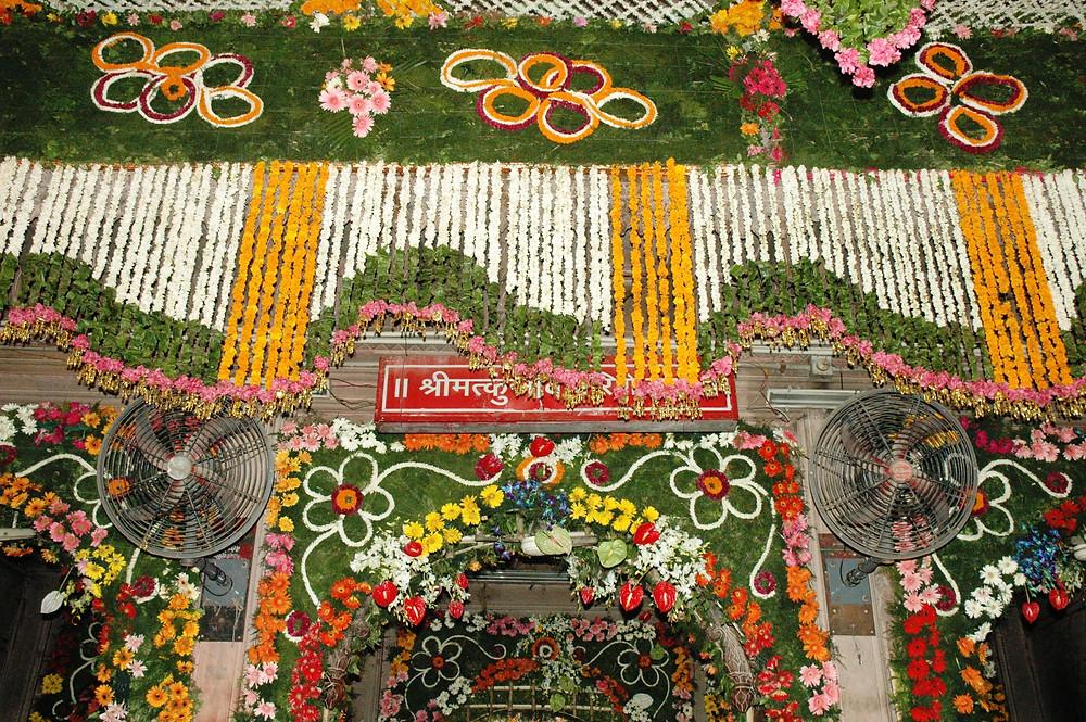 Bankey Bihari Temple Vrindavan