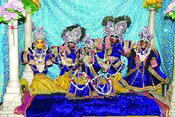 Shri Radha Gokulanand Temple