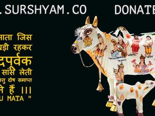 Gau Seva Se Vaastu Dosh Samapt hote Hai - Sur Shyam Gaushala