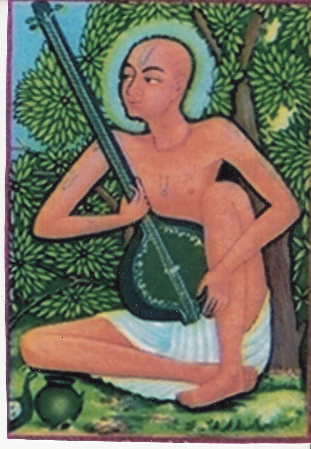 Swami haridas ji