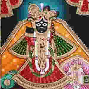 Thakur Shri Bankey Bihari Ji Maharaj