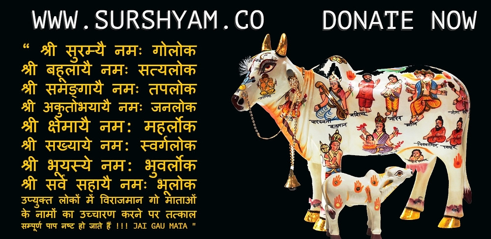Vedic Mantras of Cow