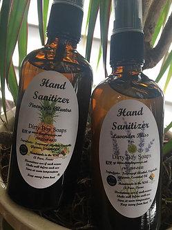 Softening Hand Sanitizer