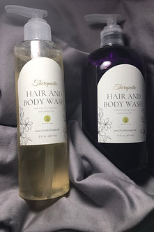Therapeutic Hair and body Wash