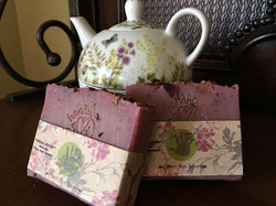 Norma's rose soap