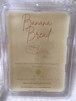 Banana Bread Parasoy Wax Melt