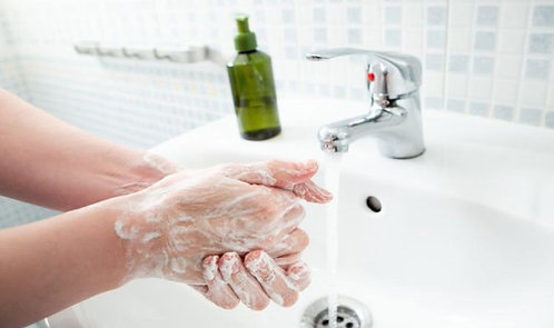 Liquid Hand, Body and Shampoo Wash