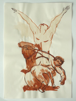 Martyrs, Saints, Demons