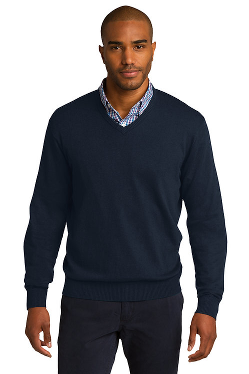 V Neck Sweater Mens SW285