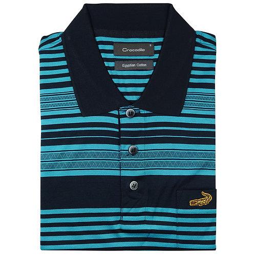 CROCODILE Polo Shirt 28515250-02