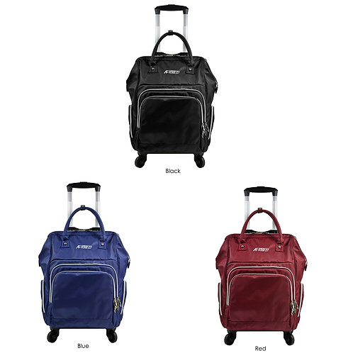 AMERICAN FLYER Backpack with Trolley