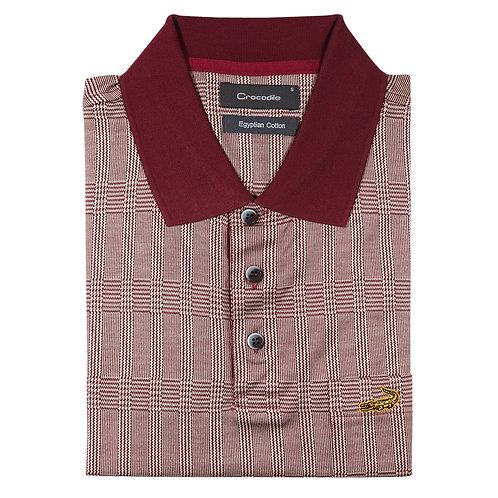 CROCODILE Polo Shirt 28515253-01