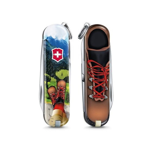 "VICTORINOX Classic Limited Edition 2020 ""I Love Hiking"""