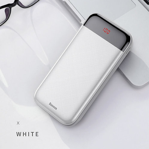 BASEUS Digital Display Power Bank 20000mAh