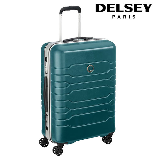 DELSEY Nosybe Framed 4 Double Wheels Trolley Case