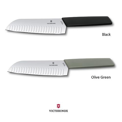 VICTORINOX Swiss Modern Santoku Knife