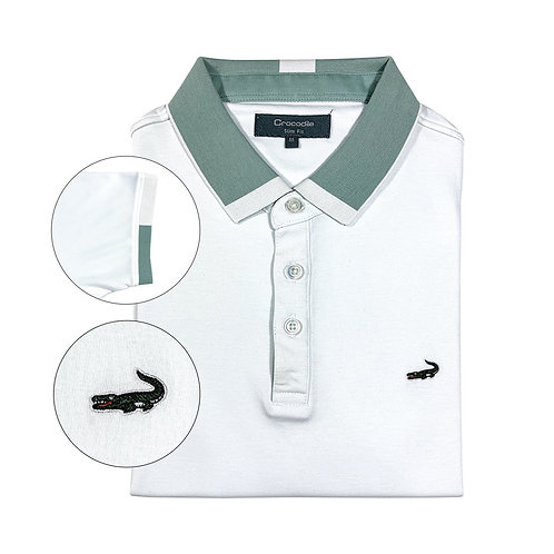 CROCODILE Slim Fit Polo Shirt