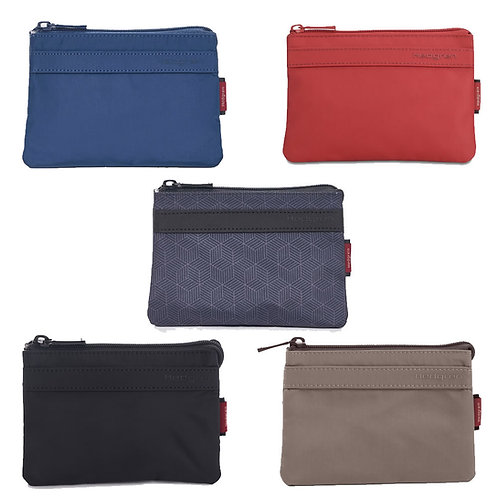 HEDGREN Follis FRANC M 3 Zipper Pouch Medium