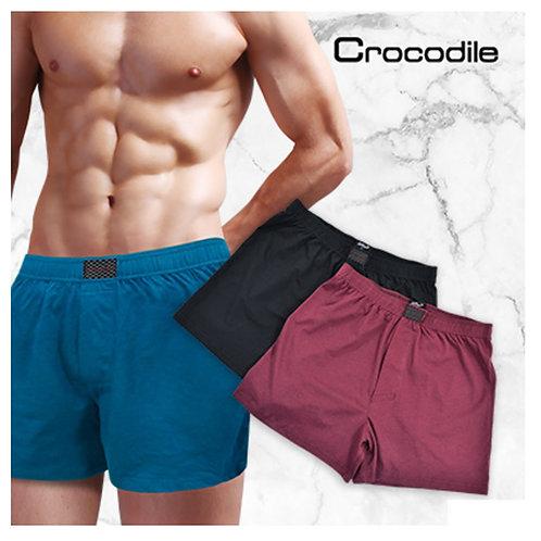 CROCODILE 2 pieces Men Boxer pack