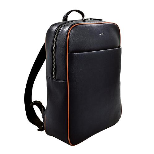 bradFORD Contrast Microfiber Leather Backpack