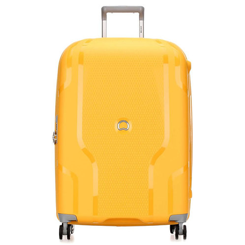 DELSEY Clavel  4-Double wheels Expandable Trolley Case