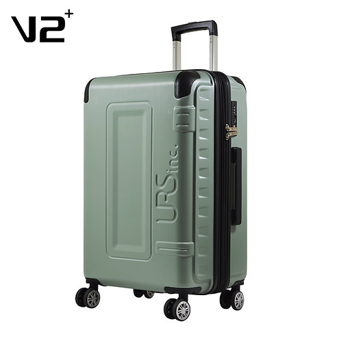 URS & inc V2 PLUS Voyage 4 Double Wheel Trolley Case