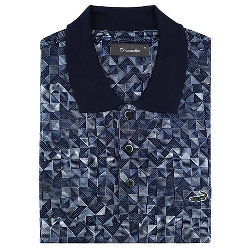 CROCODILE Polo Shirt 21415289-02
