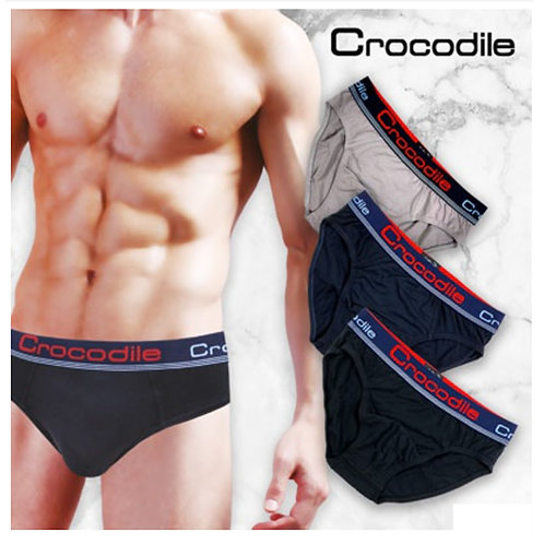CROCODILE 3 pieces Men underwear