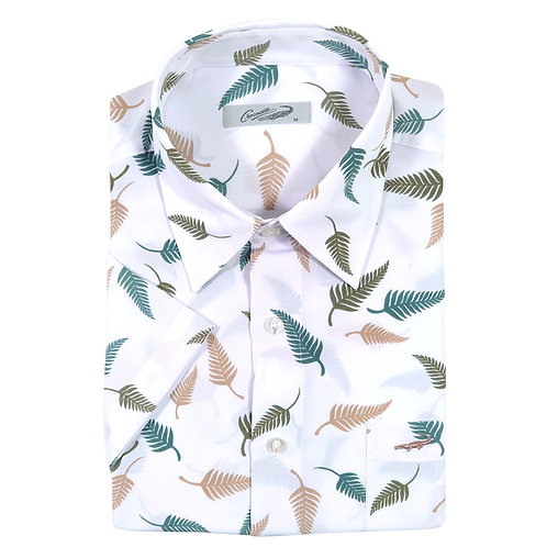 CROCODILE Short Sleeve Shirt 13425717-02