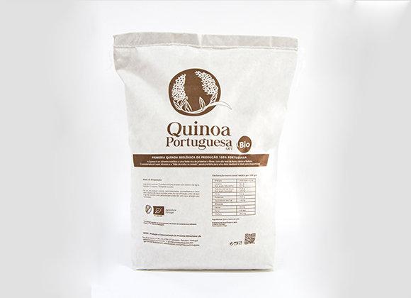 Quinoa Portuguesa Biológica em grão (5 kgs)