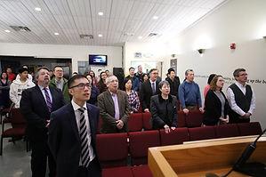 English Worship