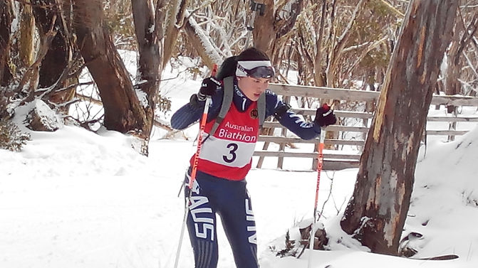 Jillian Colebourn will be competing in the Sapporo Asian Games