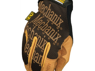 Roller ski glove review - Mechanix Wear Medium Leather Original Gloves