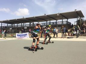 Roller ski Championships 2018, Canberra, Australia