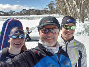 Race Report - Australian Biathlon championships - 2019