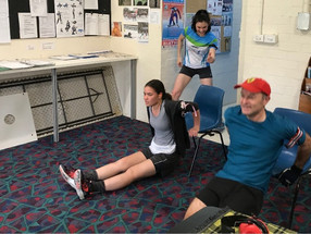 Biathlon Training - Sydney - 23rd/24th September 2017