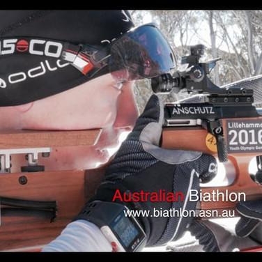 Victorian Biathlon Championships 2016